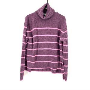 Splendid Cashmere Long Sleeve Pullover Sweater S